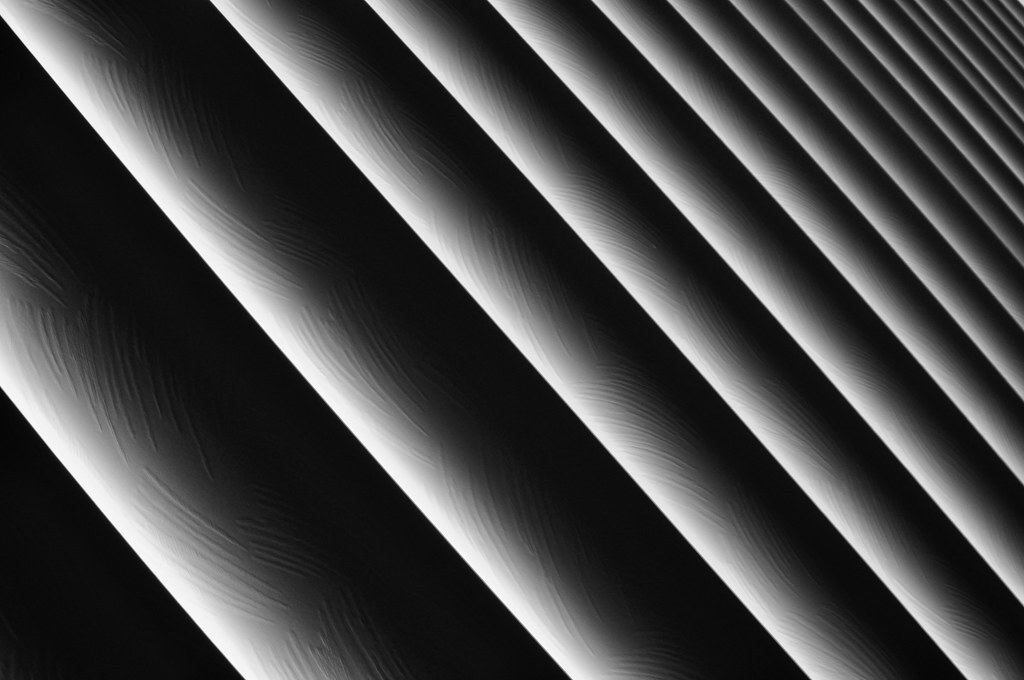Vertical Blinds - A Study of Light