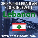 3rd cooking event mediterranean food - LEBANON - tobias cooks! - 10.12.2009-10.01.2010