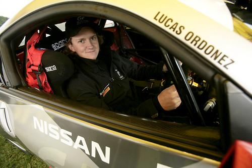 Lucas Ordonez - GT Academy 2009