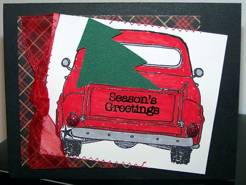 Red Truck/Season's Greetings