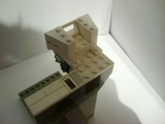 Guard Tower (Alexander's Lego Gallery) Tags: tower cops guard police cop hunter base turret