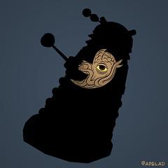 Dalek Twitter Avatar