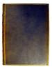 Front cover of morocco binding from Petrarca, Francesco [pseudo-]: Vite dei Pontefici e Imperatori Romani