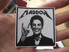 Bootleg Sticker (The Rachel Maddow Show) Tags: msnbc rachelmaddow therachelmaddowshow