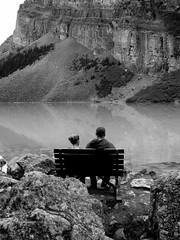 IMG_3465 (now_is_LOOKMELUCK.com) Tags: lake canada mountains lago montana lac louise alberta banff luisa montanas montagnes rocosas