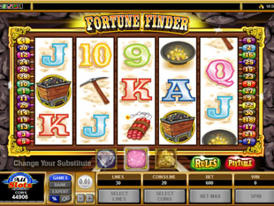 Fortune Finder slot game online review