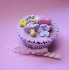 cupcake - 'baby girl'