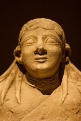 Sumerian Art (elrina753) Tags: vienna wien art austria sterreich europe statues sculptures museumoffinearts kunsthistorischesmuseum sumerian republicofaustria museumofarthistory sumerianart wienmuseumoffineart