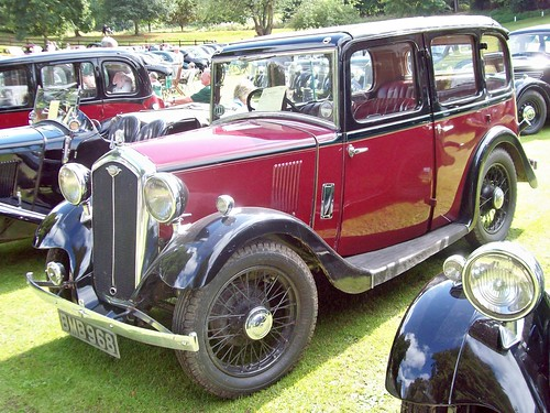 91 Wolseley Nine (1935)
