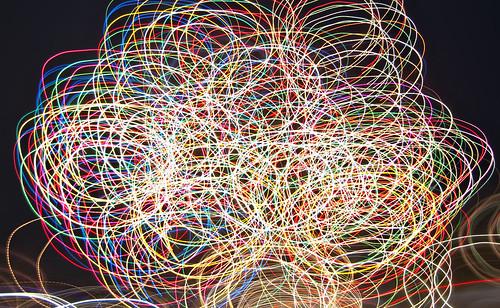 Christmas light zoom 3