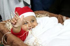 Abraham as Baby Jesus