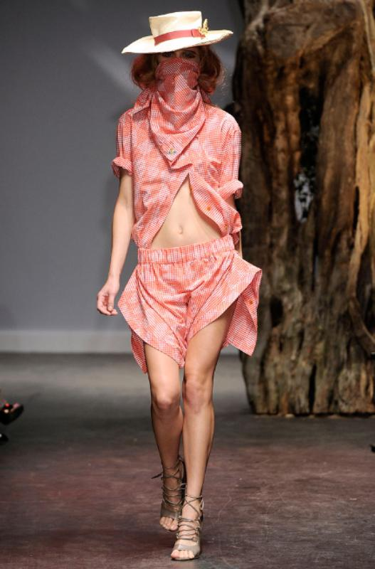 Vivienne Westwood Gold Label Summer 2010 10