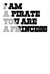 //Pirate Poster (Emerge Studios) Tags: typography design brighton graphic studios emerge emergestudios