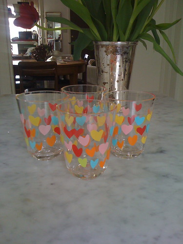 lovely cups from target - original