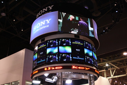 Sony CES-2010