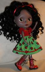 CroCute Ladybug Green