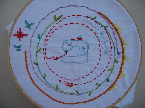 Hoop Up Embroidery for quiltinkimmie