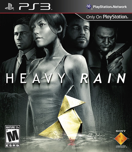 Heavy Rain PS3 Packfront