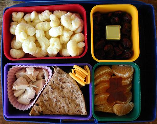 Kindergarten Bento #280