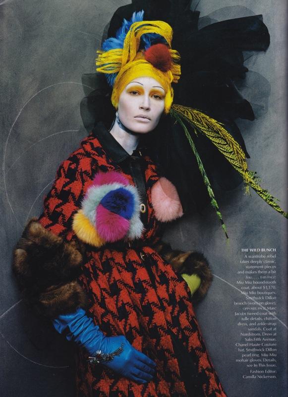 Vogue US Oct 2003 Steven Meisel 04
