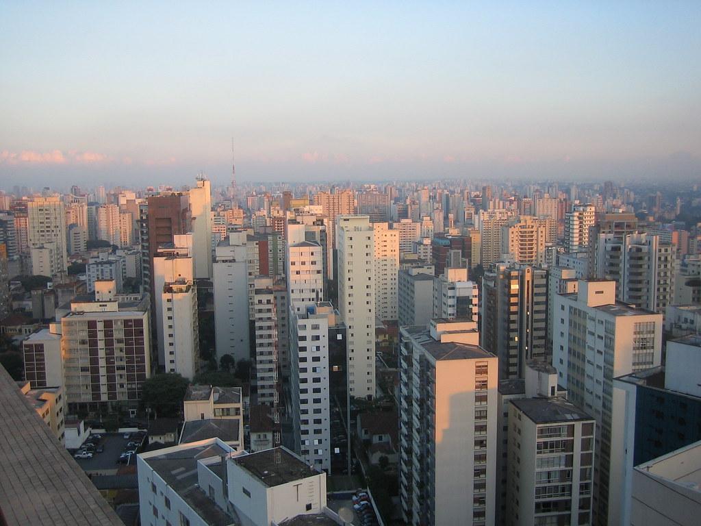 Sao Paolo skyline
