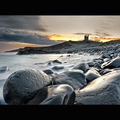 Dunstanburgh | Edit (Reed Ingram Weir) Tags: castle northumberland lee filters northeast dunstanburgh reedit 2470mm nikond700 reedingramweir