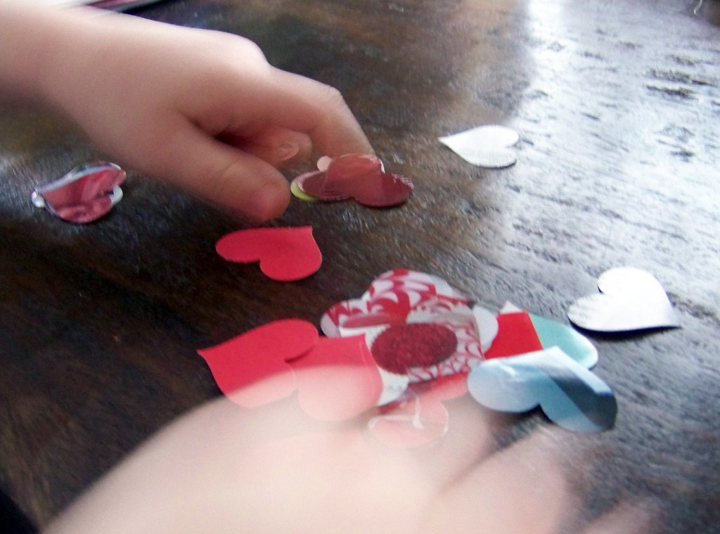 choosing hearts