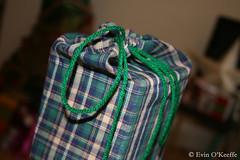 Hand-Sewn Gift Bag
