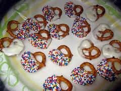 pretzels setting