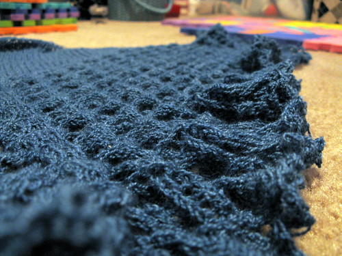 Laminaria shawl
