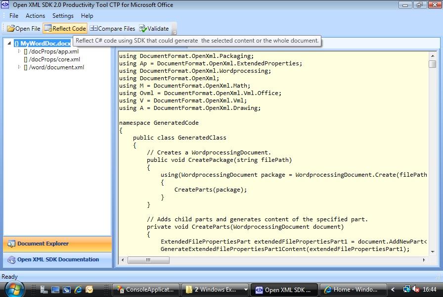 OpenXML3