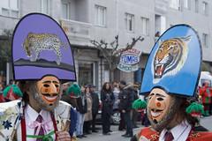 Cigarróns (xindilo) Tags: carnaval domingo pantallas máscaras ourense entroido chocas verín peliqueiros cigarróns domingodeentroido vellarrón