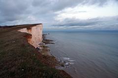 Beachy Head (dprezat) Tags: sea england cliff lighthouse sussex eastbourne angleterre falaise phare beachyhead sonyalpha700