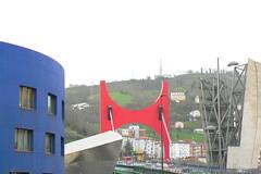 Bilbao 01/2010 (Nicolas.Castel) Tags: spain bilbao guggenheim espagne