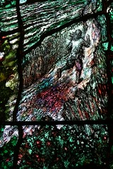 Stained Glass Commemorating Thomas Traherne