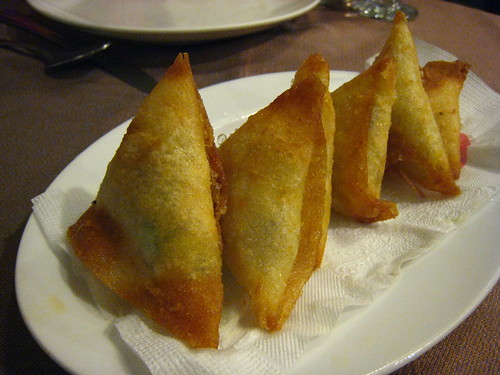 坦都印度餐廳-咖哩餃