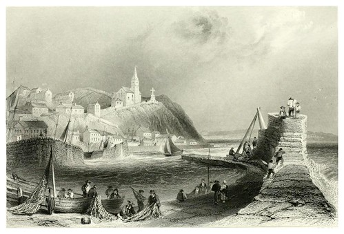 010-Macduff-The ports, harbours, watering-places, and picturesque scenery of Great Britain 1840