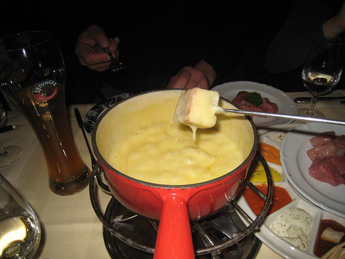 Cheese Fondue zurich