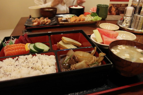Japanese food in bali (by PipperL)