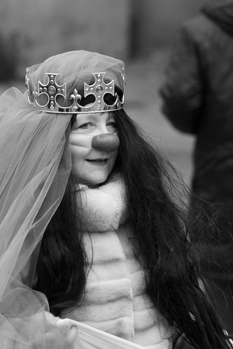 La reine du bal