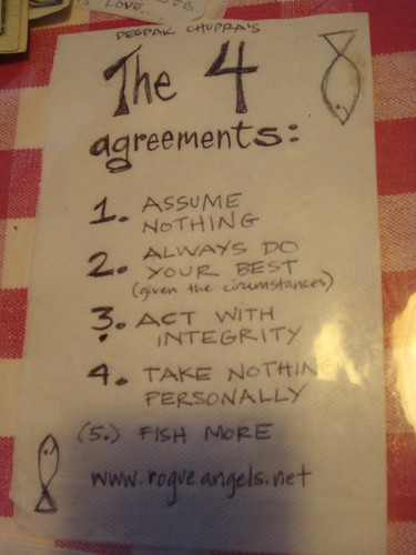 four or five agreements