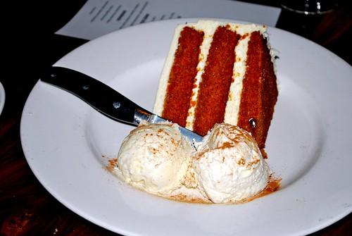 Carrot Cake @Hub51 Chicago