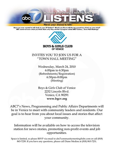 ABC News Town Hall