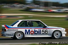 ex Brock M3 (Craig O'Brien) Tags: classic melbourne mobil racing historic bmw brock phillipisland m3 richards e30 motorsport 2010