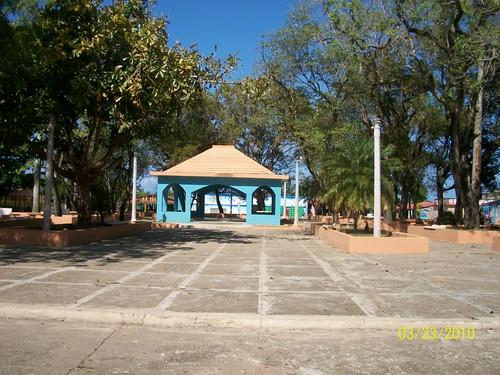 Museo, parque y mercado de Sabana de la Mar