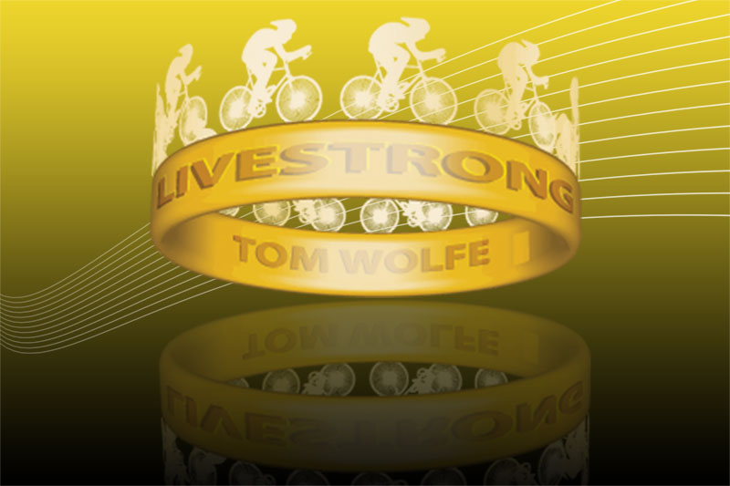 Tom Wolfe - Livestrong