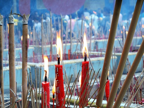 IMG_0700 Candles,Joss sticks ,qingming. 香烛,清明节,三宝洞,怡保