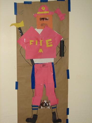 Firefighter Bob