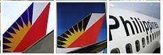 PHILIPPINE AIRLINES X 3