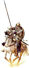 Muslim cavalryman (cool-art) Tags: turkey iran muslim persia third warrior cavalry crusade saladin saracens cavalryman
